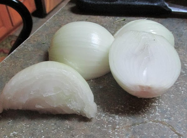 Grate or chop the onions and add to the same bowl.