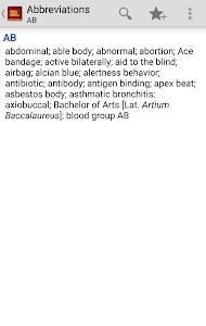 Medical Acronyms Abbreviations v4.3.137 (Unlocked)