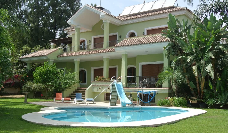Maison avec piscine et terrasse Málaga