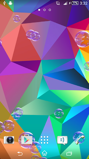 S5 Live Wallpaper
