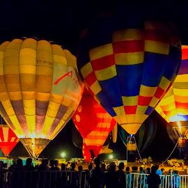HOT AIR BALOON by Nanda Ban - Sports & Fitness Other Sports ( hot air baloon )