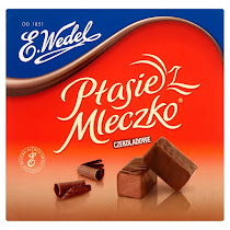 E. Wedel Dark Chocolate Covered Chocolate Marshmallow - 380g
