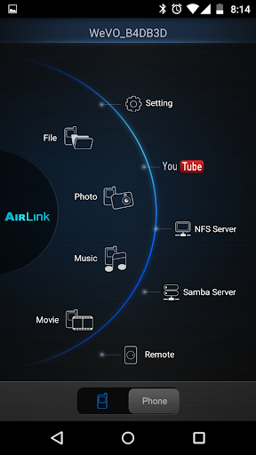 Airlink Remote