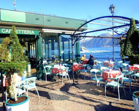 Photo: Cafe Portech, Argegno
