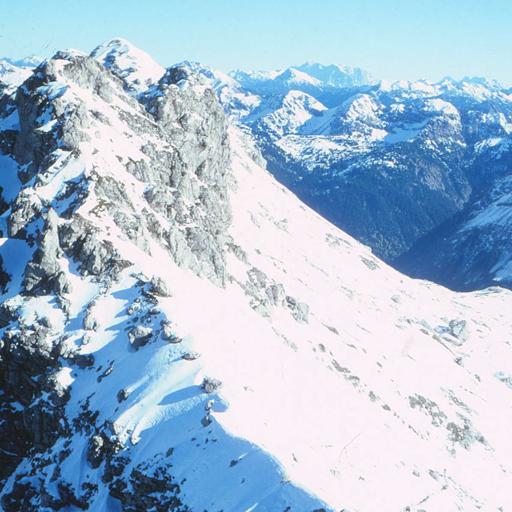 Snow Mountain Live Wallpaper Icon