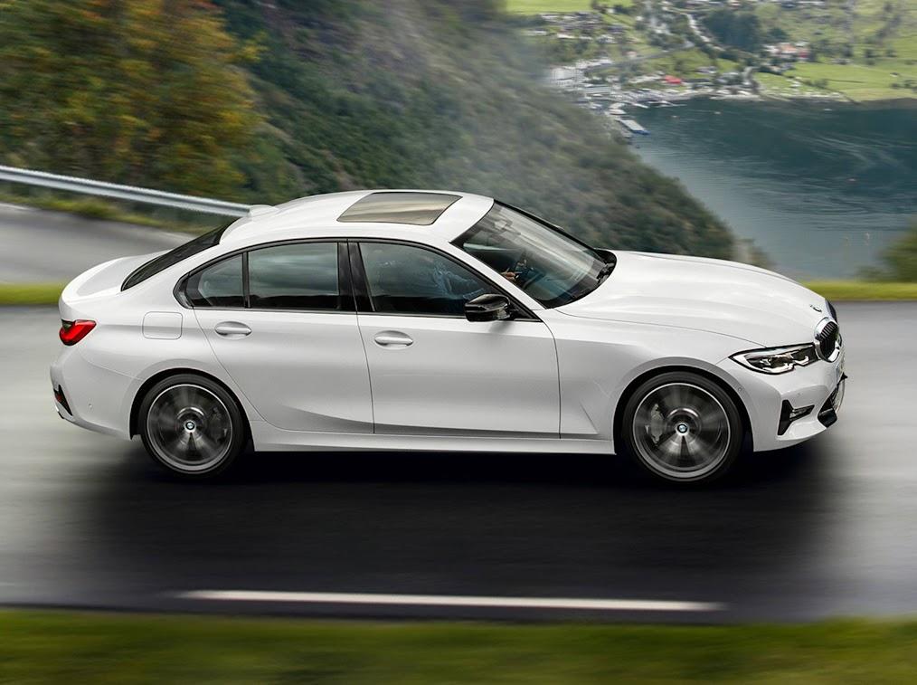 BMW 320i GP chega à linha 2022 com preço de R$ 267.950