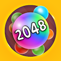 2048 Balls! - Drop the Balls! Numbers Game in 3D icon