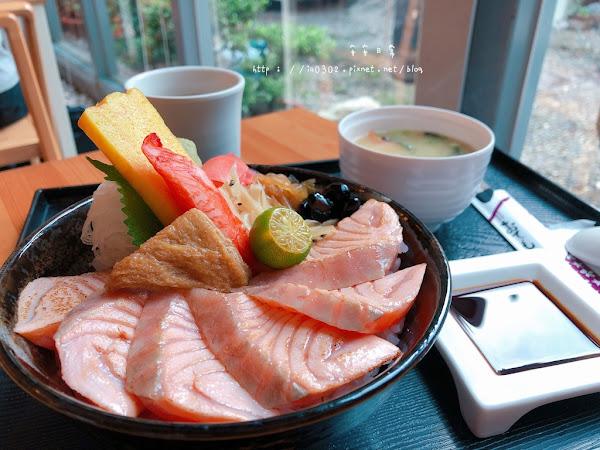 騰戶丼飯專賣 / 食材新鮮份量大超滿足丼飯 / CP高