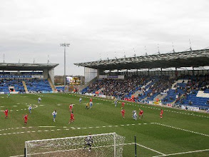 Photo: 14/03/09 Crewe Alexandra (FL1) 0-1 - contributed by Leon Gladwell