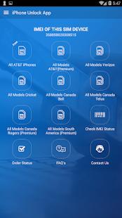 Free Unlock Network Code for Android Phones Screenshot
