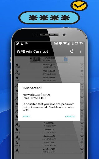 Wps Wifi Connect for PC