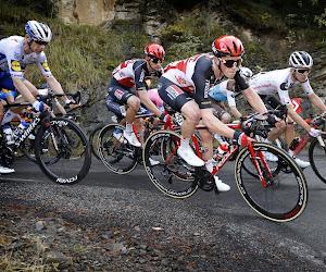 Stan Dewulf en Tim Wellens in ontsnapping in Vuelta