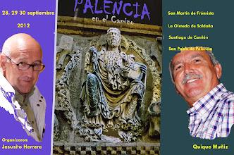 Photo: Palencia en el Camino.  Septiembre 2012