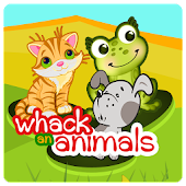 Catch the Animals (Whack An Animals)