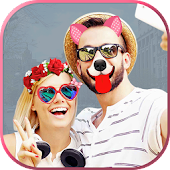 Photo Stickers Selfie Camera