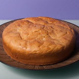 Spanish Sponge Cake (Bizcocho) Recipe
