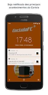 CartolaFC Screenshot