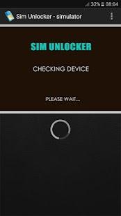 Sim Unlocker Pro - náhled