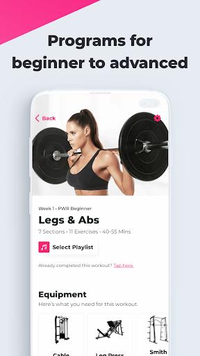 SWEAT: Kayla Itsines Fitness 5.9.2 screenshots 5