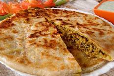 Chicken Kulcha