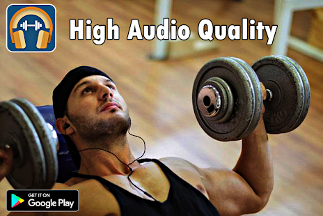 GyMusic : Fitness, Bodybuilding, Workout Music - náhled