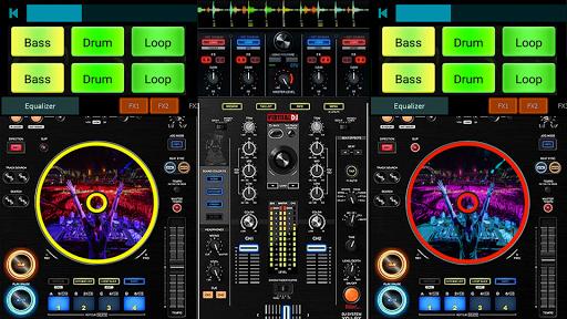 DJ Mixer Player Mobile 1.1 screenshots 2