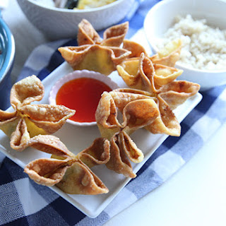 Crab Meat Wonton Cups Recipes