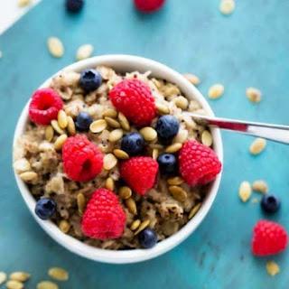 Quinoa & Oats Recipe