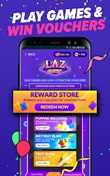 Lazada - Birthday Sale Party 27 Mar APK screenshot thumbnail 6