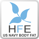 US  NAVY Body Fat Calculator icon