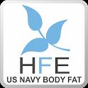 US  NAVY Body Fat Calculator icon