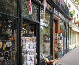 Shopping in Marais