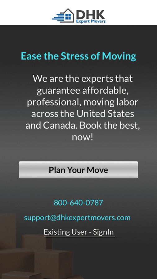DHK Expert Movers- screenshot