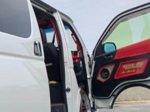 ハイエースバン TRH200Vのカスタム事例画像 たかやんさんの2020年10月25日22:30の投稿