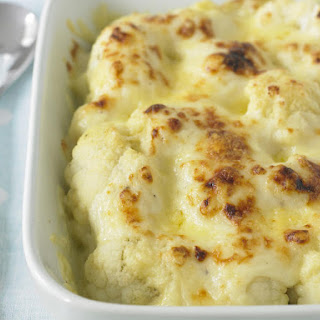 Cauliflower Au Gratin
