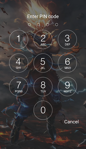 Anime Lock Screen HD Apps (apk) kostenlos herunterladen für Android/PC/Windows screenshot