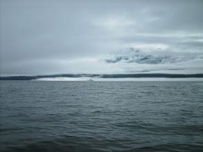 Photo: Holkham Bay and Mount Sumdum.
