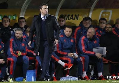"""Anderlecht perd des points, mais Hasi est satisfait: """"Surtout si on compare avec les deux dernières semaines"""""""