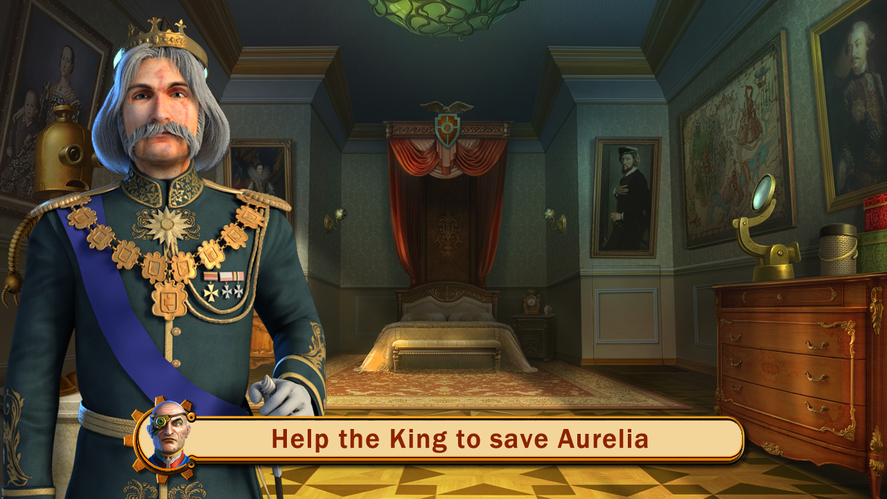 Kingdom of Aurelia: Mystery of the Poisoned Dagger- screenshot