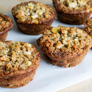 Rolled Oat Apple Muffins Recipes