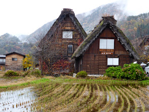 Photo: Best little village (Gokayama)