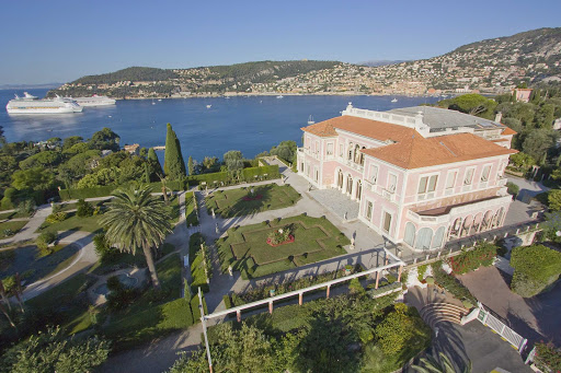 France-Ephrussi-de-Rothschild.jpg - Tour the Ephrussi de Rothschild Museum in Saint Jean Cap Ferrat, near the port of Nice, France.