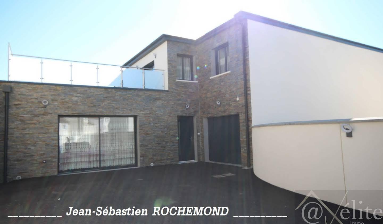Maison avec terrasse Chartres