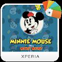XPERIA™ Minnie Mouse Theme icon