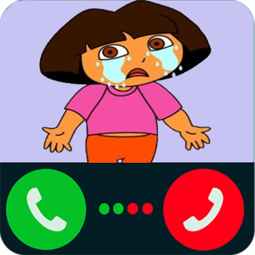 Call from Dora Games game (apk) free download for Android/PC/Windows