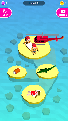 Rescue Road - Crazy Rescue Play apklade screenshots 2