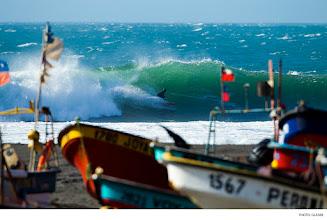 Photo: Dane Reynolds, Chile. Photo: Glaser #surferphotos