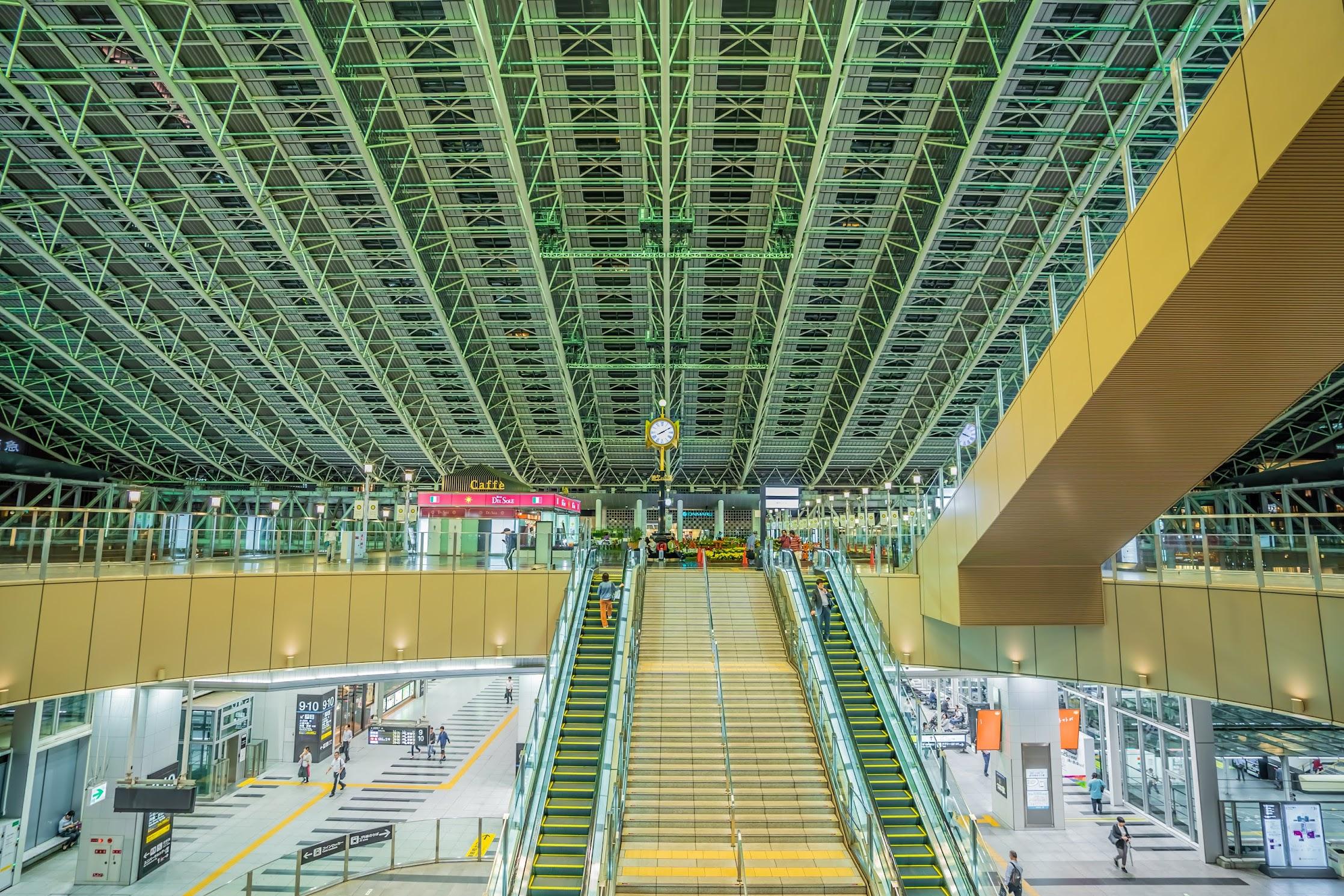 Osaka station city3