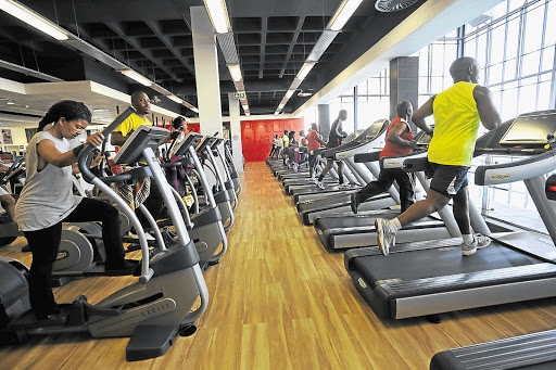 Vitality rules state that a member must visit the gym 36 times in a 12-month period