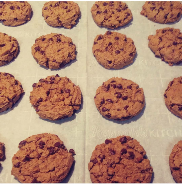 Perfect Paleo Chocolate Chip Cookies Recipe